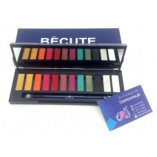 Be cute 12 Multi Color Eye Shadow Palette For Eye Makeup 01