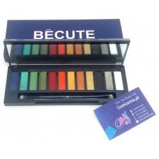 Be cute 12 Multi Color Eye Shadow Palette For Eye Makeup 02
