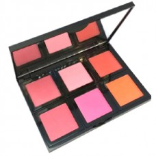 Be Cute 6 Color Blush On Palette Multi Colors 02