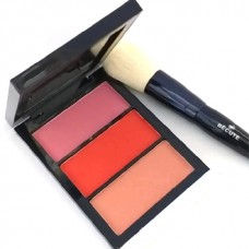 Be Cute 3 Color Blush on Matte Colors 03