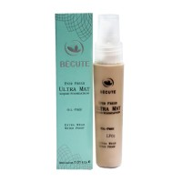 Be Cute Hello Flawless foundation 01