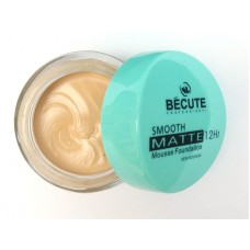 Be Cute Smooth Matte 12Hr Mousse Foundation FS45