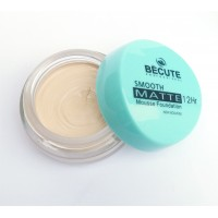 Be Cute Smooth Matte 12Hr Mousse Foundation lvory