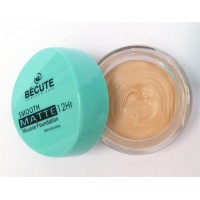 Be Cute Smooth Matte 12Hr Mousse Foundation M02