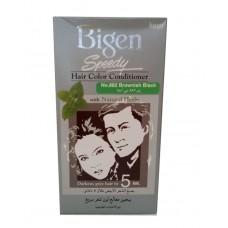 Bigen Speedy Hair Color Conditioner Brownish Black 882
