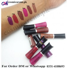 Clazona Lipsticks Matte Permanent Color lip Gloss 24 Hrs Stay 543