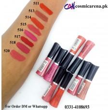 Clazona Matte Permanent Color Lip Gloss 24 Hrs Stay 512