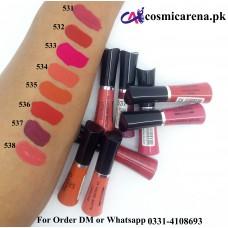 Clazona Lipsticks Matte Permanent Color lip Gloss 24 Hrs Stay 538