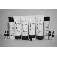 Derma Clear Skin Whitening Solution Facial Pack