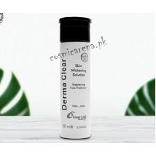 Derma Clear Skin Whitening Solution Brightening Face Freshener 150 ml