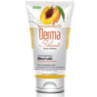 Derma Shine Whitening Apricot Scrub 200gm