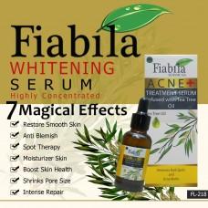 Fiabila Whitening Serum Remove Dark Spots And Acne Marks 30ml