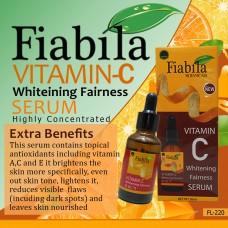 Fiabila Vitamin C  Whitening Serum 30ml