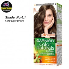 Garnier Hair Color Natural Crème Shade No.6.1 Ashy Light Brown