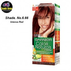Garnier Hair Color Natural Crème Shade No.6.66 Intense Red