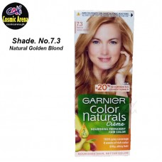 Garnier Hair Color Natural Crème Shade No.7.3 Natural Golden Blond