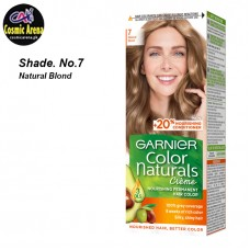 Garnier Hair Color Natural Crème Shade No.7 Natural Blond