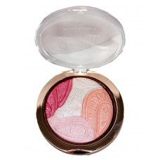 Glamorous Face 4D Highlighter and Flower Blush On 109