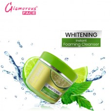 Glamorous Face Whitening Instant Foaming Cleanser JAR 500ML
