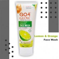 Go 4 Glow Lemon and Orange Face Wash 200gm