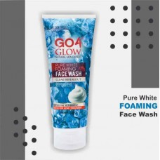 Go 4 Glow Pure White Foaming Face Wash 200gm