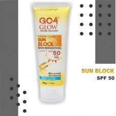 Go 4 Glow Sun Block Cream SPF 50