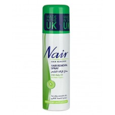 Nair Hair Removing Spray With Baby Oil