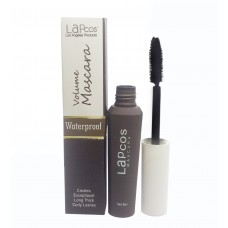LapCos Water Proof Volume Mascara Long Tick Curly Lashes Black