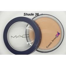 MAC Base Aqua Base Makeup Foundation Soft Texture Wet Cake Water Proof Makeup Foundation Shade No 36