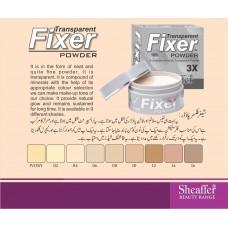 Sheaffer Transparent Fixer Powder Makeup Fixer 14