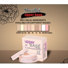 Sheaffer Cosmetics Upper Base Shade No Ivory