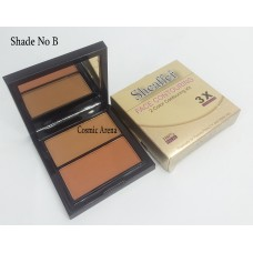 Sheaffer Face Contouring Palette 2 Shades Combination Shade B