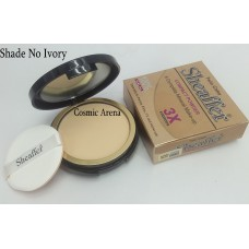 Sheaffer Cosmetics Twin Cake Compacted Powder Mineral Makeup Shade Ivory