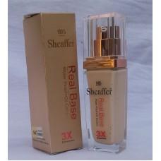 Sheaffer Real Base Foundation 3x Coverage Shade Natural