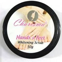 Charisma Hand & Feet Whitening Scrub 50g