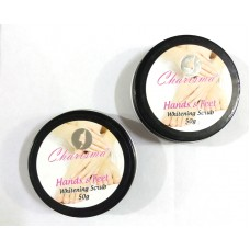 Pack Of 2 Charisma Hand and Feet Whitening Scrub 50gm