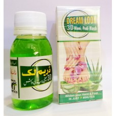 Dream Look 3D Mani Pedi Hand and Foot Wash 30ml