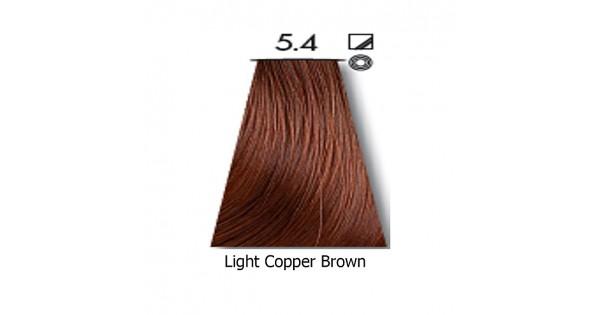 Keune Tinta color 5 4 Light Copper Brown