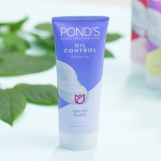 Ponds Oil Control Oil Free Look Facial Foam Imported 100gm